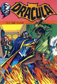 Cover Thumbnail for Dracula (Atlantic Forlag, 1982 series) #8/1982