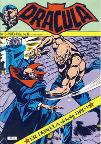 Cover Thumbnail for Dracula (Atlantic Forlag, 1982 series) #3/1983