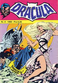 Cover Thumbnail for Dracula (Atlantic Forlag, 1982 series) #4/1983