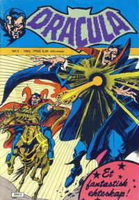Cover Thumbnail for Dracula (Atlantic Forlag, 1982 series) #5/1983