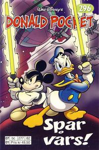 Cover Thumbnail for Donald Pocket (Hjemmet / Egmont, 1968 series) #296 - Spar vårs! [Reutsendelse bc 277 82]