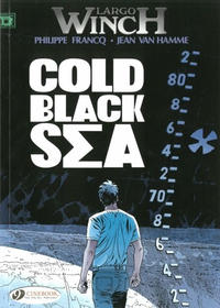 Cover Thumbnail for Largo Winch (Cinebook, 2008 series) #13 - Cold Black Sea