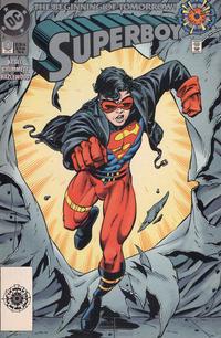 Cover Thumbnail for Superboy (DC, 1994 series) #0 [Zero Hour Logo]