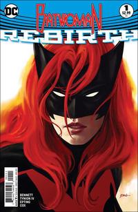 Cover Thumbnail for Batwoman: Rebirth (DC, 2017 series) #1