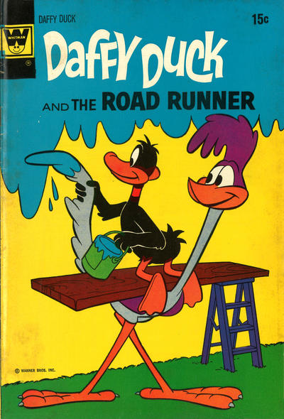 Cover for Daffy Duck (Western, 1962 series) #81 [Gold Key]