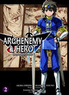 Cover for Archenemy & Hero (Panini Deutschland, 2014 series) #2