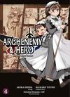 Cover for Archenemy & Hero (Panini Deutschland, 2014 series) #4