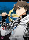 Cover for Archenemy & Hero (Panini Deutschland, 2014 series) #12