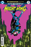 Cover for Nightwing (DC, 2016 series) #15 [Marcus To Cover]