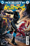 Cover for Nightwing (DC, 2016 series) #15 [Ivan Reis / Oclair Albert Cover]