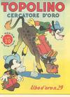 Cover for Albi d'oro (Arnoldo Mondadori Editore, 1946 series) #29