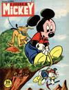 Cover for Le Journal de Mickey (Disney Hachette Presse, 1952 series) #4