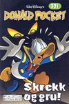 Cover for Donald Pocket (Hjemmet / Egmont, 1968 series) #301 - Skrekk og gru! [Reutsendelse bc 277 82]