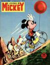 Cover for Le Journal de Mickey (Disney Hachette Presse, 1952 series) #8