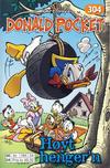 Cover for Donald Pocket (Hjemmet / Egmont, 1968 series) #304 - Høyt henger'n [1. opplag]