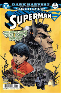 Cover Thumbnail for Superman (DC, 2016 series) #17