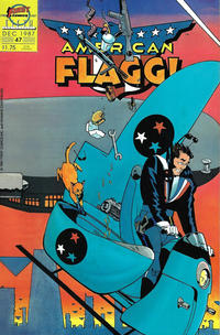 Cover Thumbnail for American Flagg! (First, 1983 series) #47