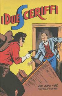 Cover Thumbnail for Albi d'oro (Arnoldo Mondadori Editore, 1946 series) #136