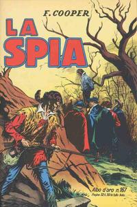 Cover Thumbnail for Albi d'oro (Arnoldo Mondadori Editore, 1946 series) #167