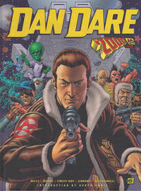 Cover Thumbnail for Dan Dare The 2000 AD Years (Rebellion, 2015 series) #1