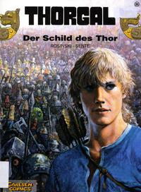 Cover Thumbnail for Thorgal (Carlsen Comics [DE], 1987 series) #31 - Der Schild des Thor