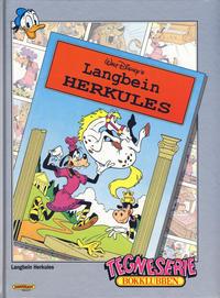 Cover Thumbnail for Tegneseriebokklubben (Hjemmet / Egmont, 1985 series) #96 - Langbein Herkules; Ludvik i De olympiske leker