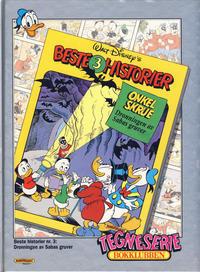 Cover Thumbnail for Tegneseriebokklubben (Hjemmet / Egmont, 1985 series) #92 - Beste Historier 3: Dronningen av Sabas gruver; Elno: Innhentet av fortiden