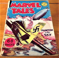 Cover Thumbnail for Marvel Tales (L. Miller & Son, 1959 series) #6