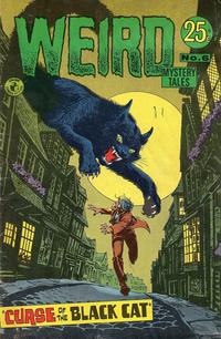 Cover Thumbnail for Weird Mystery Tales (K. G. Murray, 1972 series) #6