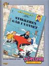 Cover for Tegneseriebokklubben (Hjemmet / Egmont, 1985 series) #91 - Jim Jordan: Stikkeren går i vannet; Rattata: Gisselet
