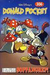 Cover for Donald Pocket (Hjemmet / Egmont, 1968 series) #306 - Soppangrep! [FRU bc 239 51]