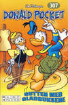 Cover for Donald Pocket (Hjemmet / Egmont, 1968 series) #307 - Gutten med gladbuksene [1. opplag]
