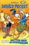 Cover for Donald Pocket (Hjemmet / Egmont, 1968 series) #307 - Gutten med gladbuksene [FRU bc 239 51]