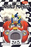 Cover for Donald Pocket (Hjemmet / Egmont, 1968 series) #313 - 3132006 [bc 239 51 FRU]