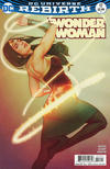 Cover for Wonder Woman (DC, 2016 series) #17 [Jenny Frison Variant Cover]