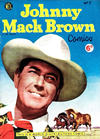 Cover for Johnny Mack Brown (World Distributors, 1954 series) #7