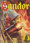 Cover for Sandor (Impéria, 1965 series) #15
