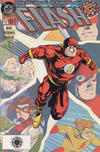 Cover for Flash (DC, 1987 series) #0 [Zero Hour Logo]