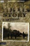 Cover for War Story (Tilsner, 2002 series) #[2] - D-Day Dodgers