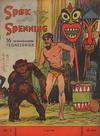 Cover for Spøk og Spenning (Magasinet For Alle, 1941 series) #5/1941