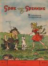 Cover for Spøk og Spenning (Magasinet For Alle, 1941 series) #6/1941