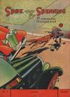 Cover for Spøk og Spenning (Magasinet For Alle, 1941 series) #9/1941