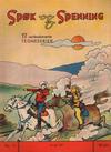 Cover for Spøk og Spenning (Magasinet For Alle, 1941 series) #11/1941
