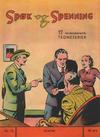 Cover for Spøk og Spenning (Magasinet For Alle, 1941 series) #12/1941