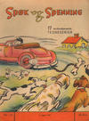 Cover for Spøk og Spenning (Magasinet For Alle, 1941 series) #13/1941
