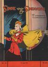 Cover for Spøk og Spenning (Magasinet For Alle, 1941 series) #16/1941