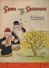 Cover for Spøk og Spenning (Magasinet For Alle, 1941 series) #17/1941
