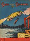 Cover for Spøk og Spenning (Magasinet For Alle, 1941 series) #18/1941