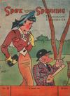 Cover for Spøk og Spenning (Magasinet For Alle, 1941 series) #25/1941