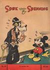 Cover for Spøk og Spenning (Magasinet For Alle, 1941 series) #28/1941